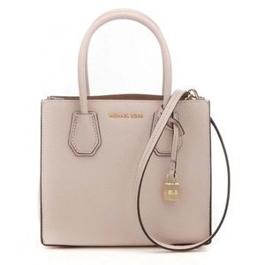 New Michael Kors Mercer Medium Satchel